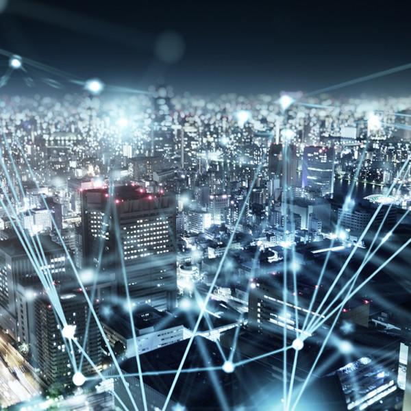 スマートシティー、IoTの導入支援